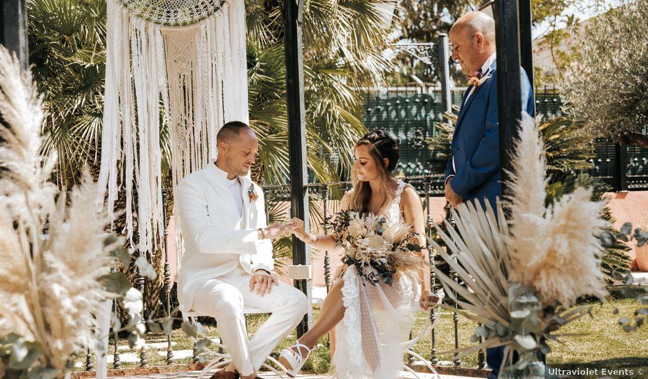 La boda de Alejandro y Vanesa en San Juan De Alicante, Alicante