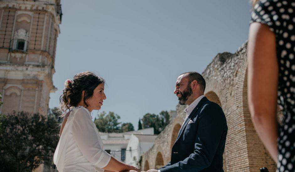 La boda de José Antonio y María en Jerez De La Frontera, Cádiz