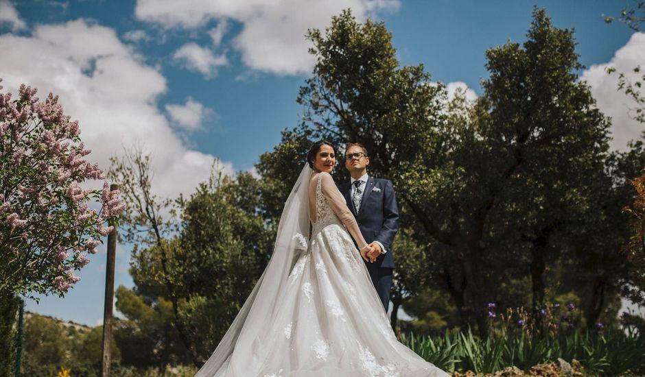 La boda de Mélanie y José Antonio en Pozo Alcon, Jaén