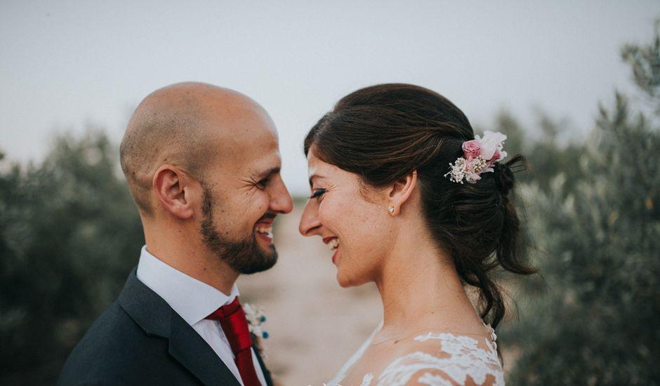 La boda de Iván y Ana en Las Bayas, Alicante