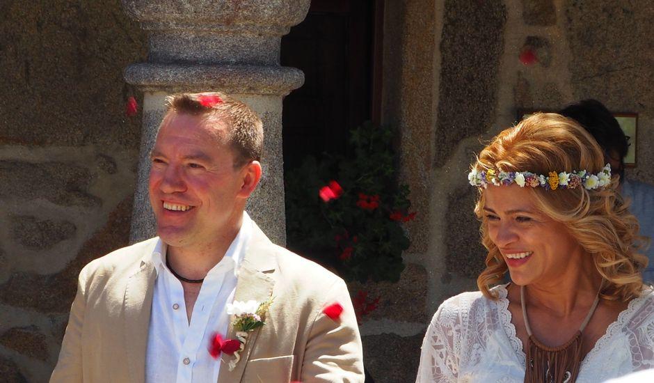 La boda de David y Lia en Padron, A Coruña