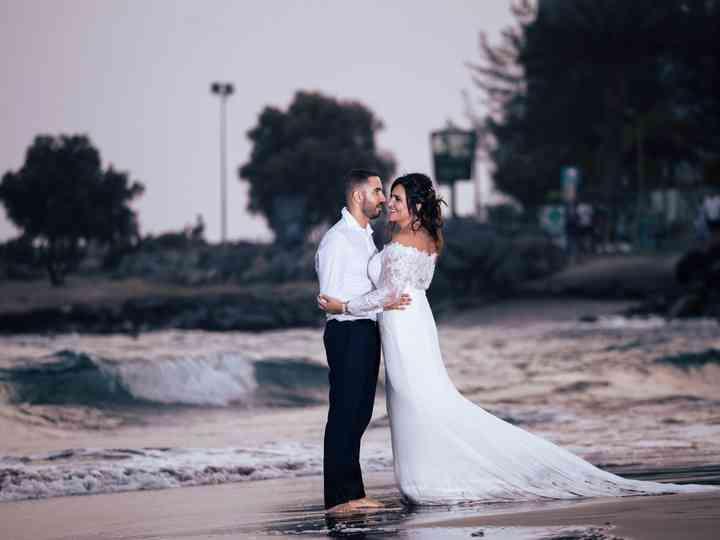 La boda de Carmen y Ale