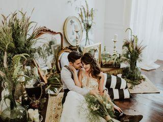 La boda de Rebeca y Ari