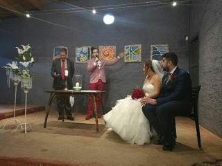 La boda de Marta y Sito 1