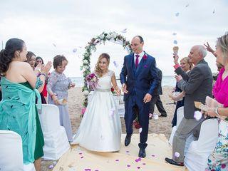 La boda de Karina Noguera y Eduard Maderuelo 2
