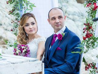 La boda de Karina Noguera y Eduard Maderuelo