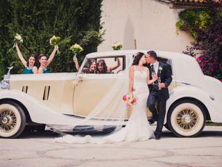 La boda de Yolanda y Jonathan
