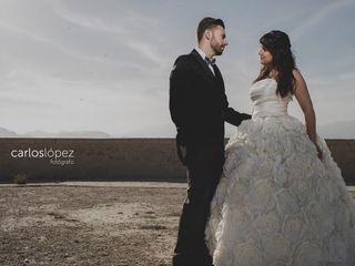 La boda de Jose  y Estefanía