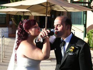 La boda de María y Alfredo