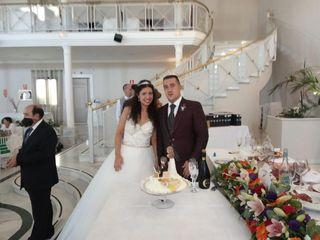 La boda de José Javier y Laura montes adalid 1