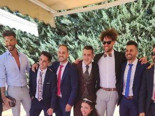La boda de José Javier y Laura montes adalid 2