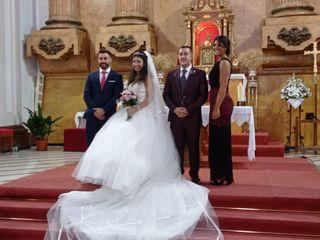 La boda de José Javier y Laura montes adalid 3