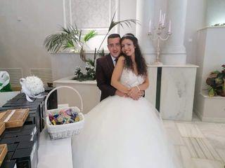 La boda de José Javier y Laura montes adalid
