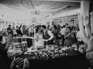 La boda de José Joaquín  y Rocío  1