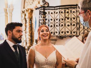 La boda de José Joaquín  y Rocío  2