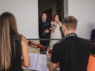 La boda de José Joaquín  y Rocío  3