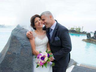 La boda de Bárbara y Royer