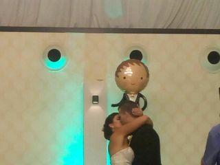 La boda de Elena  y Héctor  1