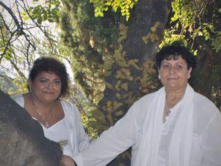 La boda de Pili y Carmen 2