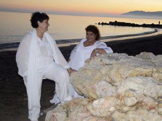 La boda de Pili y Carmen