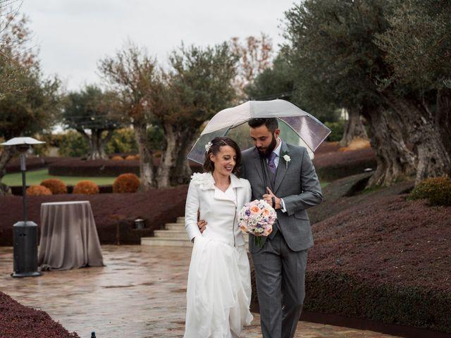 La boda de Marcelo y Miriam en Aranjuez, Madrid 56