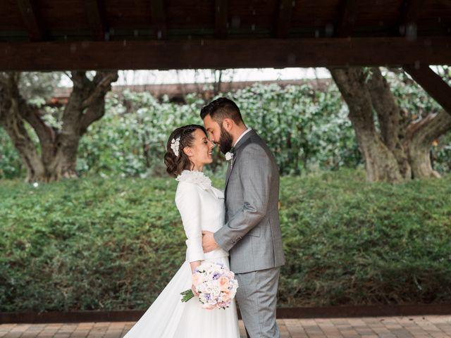 La boda de Marcelo y Miriam en Aranjuez, Madrid 73