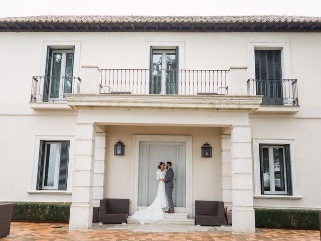La boda de Marcelo y Miriam en Aranjuez, Madrid 123