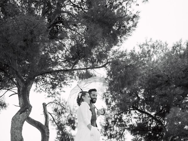 La boda de Marcelo y Miriam en Aranjuez, Madrid 163
