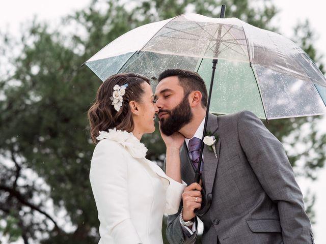 La boda de Marcelo y Miriam en Aranjuez, Madrid 175