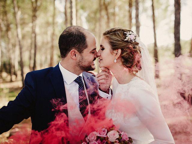 La boda de Patricia y Segundo