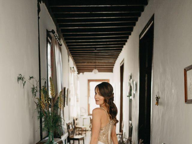 La boda de Ari y Rebeca en Santa Maria De Guia, Las Palmas 5