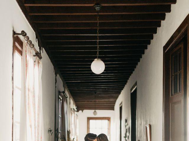 La boda de Ari y Rebeca en Santa Maria De Guia, Las Palmas 9