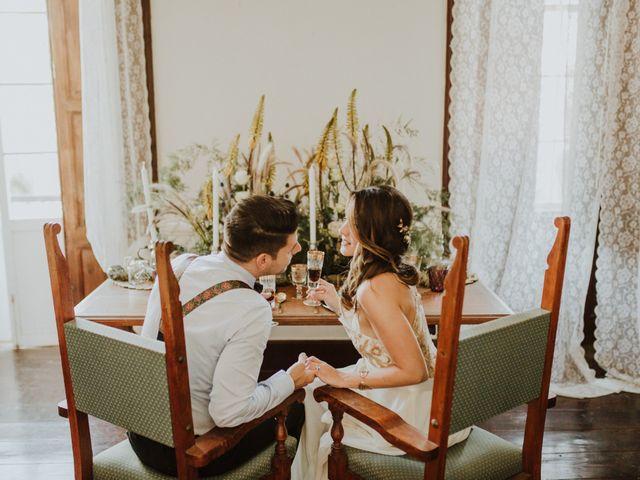 La boda de Ari y Rebeca en Santa Maria De Guia, Las Palmas 12