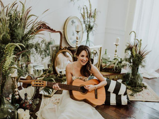 La boda de Ari y Rebeca en Santa Maria De Guia, Las Palmas 21