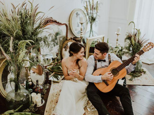 La boda de Ari y Rebeca en Santa Maria De Guia, Las Palmas 23