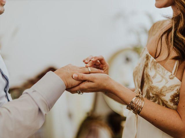 La boda de Ari y Rebeca en Santa Maria De Guia, Las Palmas 25