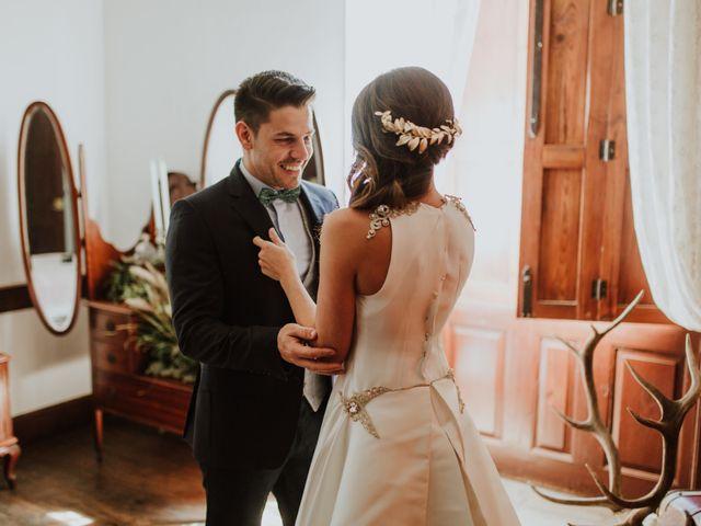 La boda de Ari y Rebeca en Santa Maria De Guia, Las Palmas 38
