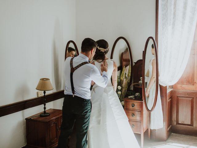 La boda de Ari y Rebeca en Santa Maria De Guia, Las Palmas 40