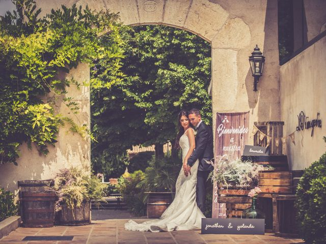 La boda de Jonathan y Yolanda en Salou, Tarragona 35