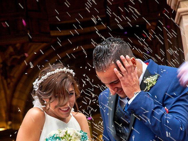 La boda de Álvaro y Laura en Ubeda, Jaén 22