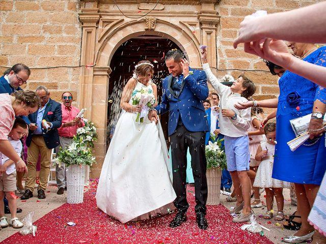 La boda de Álvaro y Laura en Ubeda, Jaén 23