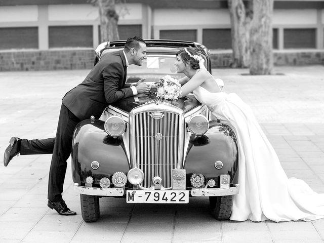 La boda de Álvaro y Laura en Ubeda, Jaén 25