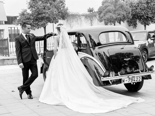 La boda de Álvaro y Laura en Ubeda, Jaén 27