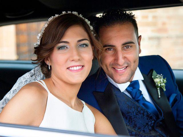 La boda de Álvaro y Laura en Ubeda, Jaén 28