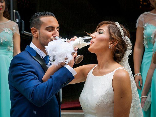 La boda de Álvaro y Laura en Ubeda, Jaén 32
