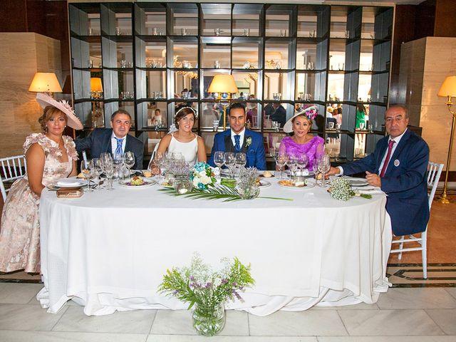 La boda de Álvaro y Laura en Ubeda, Jaén 33