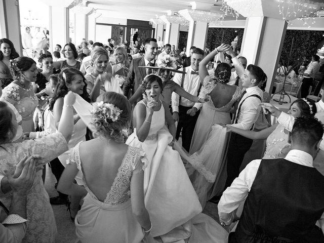 La boda de Álvaro y Laura en Ubeda, Jaén 35