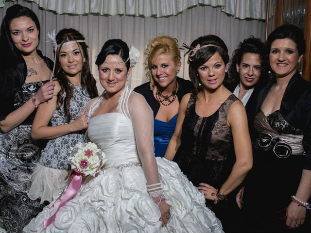 La boda de Estefanía y Jose  en Alacant/alicante, Alicante 1