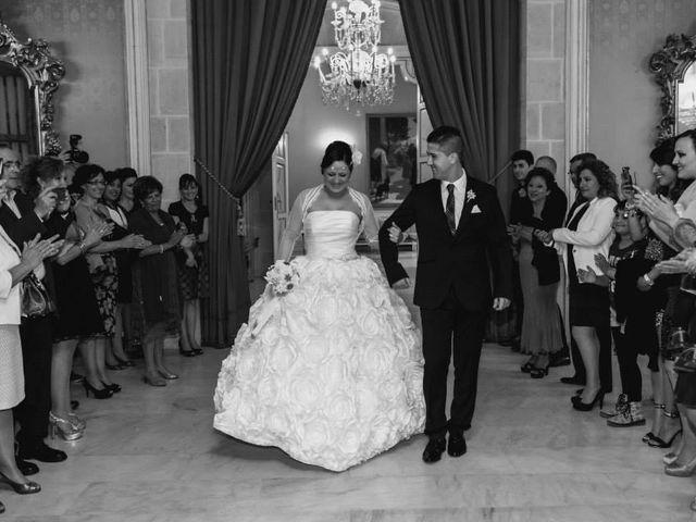 La boda de Estefanía y Jose  en Alacant/alicante, Alicante 7