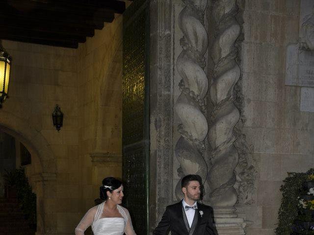 La boda de Estefanía y Jose  en Alacant/alicante, Alicante 9
